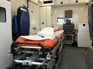 Versand des ersten Krankenwagen von Bremen nach Syrien