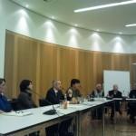 Diskussionsabend mit dem syrischen Astronaut General Mohammed Faris in Bremen