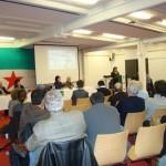 Diskussionspodium über die Lage in Syrien  in Bremen -  03.03.2012
