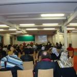 Diskussionspodium über die Lage in Syrien in Bremen