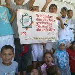 Hilfsprojekt Waisenpatenschaft in Syrien